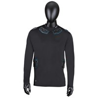 Bild von Bauer NG Elite Padded LS Base Top Gepolstertes Base Layer Langarm-Oberteil Senior