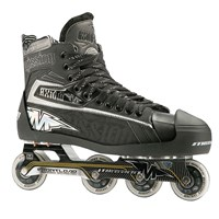 Picture of Mission Axiom G7 Goalie Inline Hockey Skates Senior