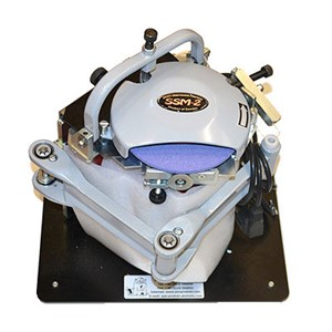 Picture of SSM Skate Sharpening Machine SSM-2 with Skate Holder H-10