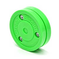 Picture of Green Buiscuit Training Puck
