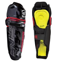 Picture of Warrior Dynasty HD3 Shin Guards Senior