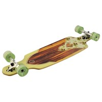 Picture of Kryptonics Drop-Through Longboard  Bird of Paradise - 36""