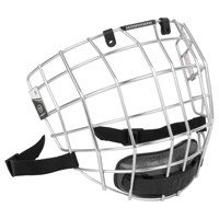 Picture of Warrior Krown Silver Facemask
