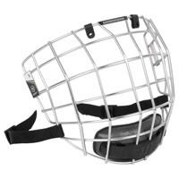 Изображение Маска для шлема Warrior Krown стальная