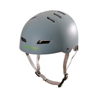 Picture of Kryptonics Step up Helmet - Grey-Blue/Grey
