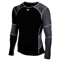 Picture of Warrior Dynasty 2.0 Long Sleeve Compression Top Sr - Left