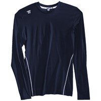 Picture of Warrior Compression Long Sleeve Crew Shirt Senior