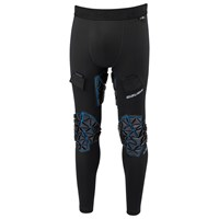 Bild von Bauer NG Elite Padded Goalie Base Pant Gepolsterte Base Layer-Torwarthose Senior