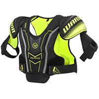 Picture of Warrior Alpha QX4 Shoulder Pads Junior