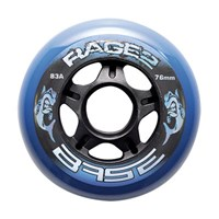 Picture of Base Outdoor 83A Inline Hockey Wheel - Rage II - 4 Pack