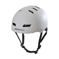 Bild von Kryptonics Step up Helmet - White/Black