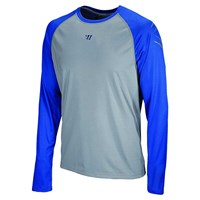 Picture of Warrior Game On Crew Long Sleeve Senior