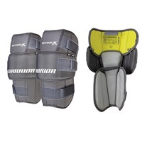 Picture of Warrior Ritual X Goalie Knee Guard Senior