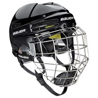 Picture of Bauer Re-AKT 75 Helmet Combo - navy