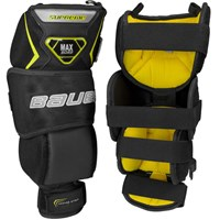 Picture of Bauer Supreme Knee Guards Junior