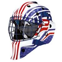 Изображение Шлем вратарский Bauer NME Street Goalie Mask USA Yth (детский)