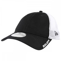 Bild von Bauer New Era 9Twenty Adjustable Meshback Black Verstellbare Kappe Senior