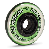 Picture of Revision Variant Classic Hockey Wheels Green 72 mm/74A -  Soft