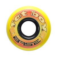 Bild von Base Indoor 74A Inlinehockey Goalie Rollen - Fat Boy - 10er VPE