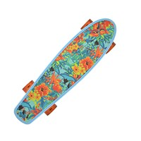 "Picture of Kryptonics Classic Torpedo - 22,5"" - Floral Blue"