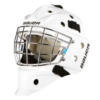 Picture of Bauer NME Street Goalie Mask white Youth