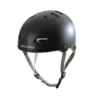 Bild von Kryptonics Step up Helmet -  Matt Black/Grey