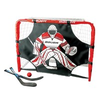"Изображение Ворота хоккейные Bauer Deluxe Knee Hockey Goal Set 30.5"" (77x58x34cm)"