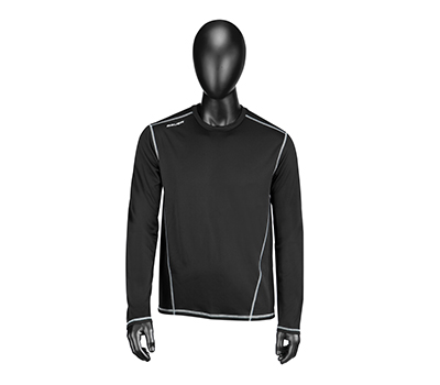 Bild von Bauer NG Basics Long Sleeve Base Layer Top Senior