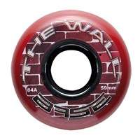 Bild von Base Outdoor 83A Inlinehockey Goalie Rollen - The Wall - 8er VPE