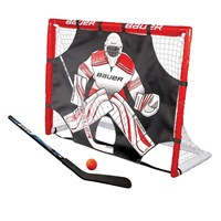"Picture of Bauer Street Hockey Goal Set 48"" incl. Shooter, Stick & Ball"