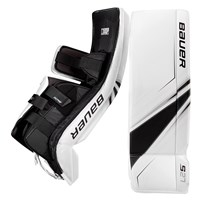 Picture of Bauer Supreme S27 Goalie Leg Pads Junior