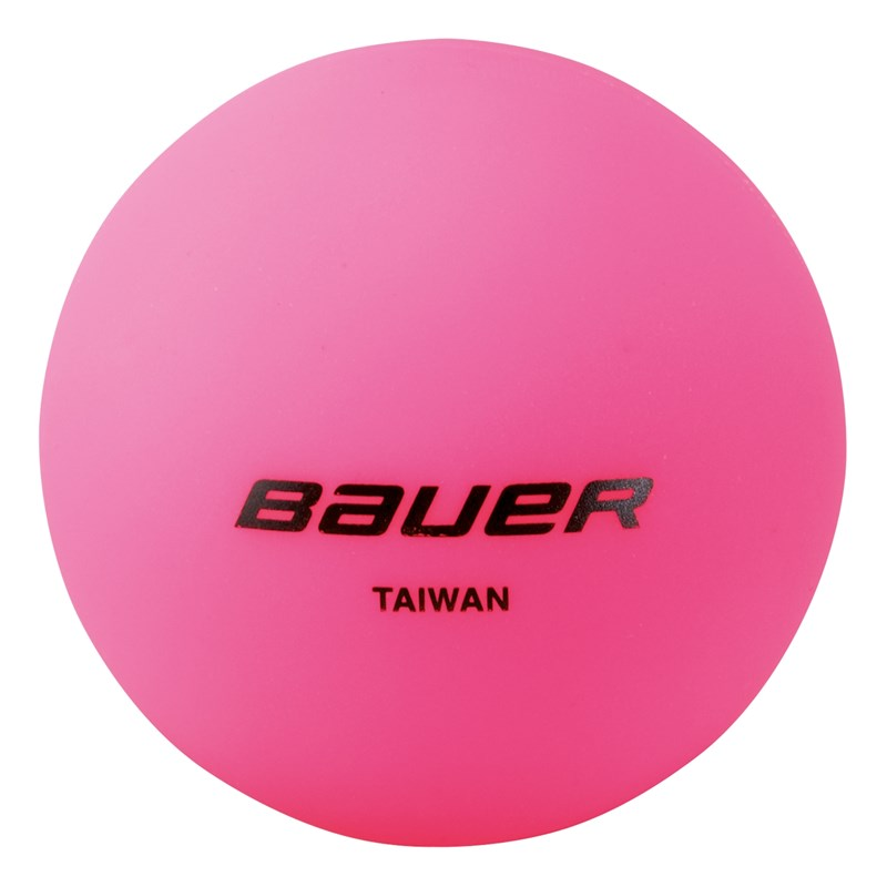 Bild von Bauer Hockey Ball pink - cool
