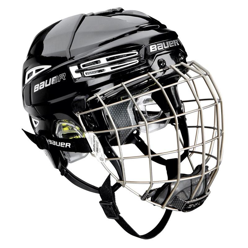 Bild von Bauer RE-AKT 100 Helm Combo (inkl. Gitter)