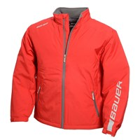 Picture of Bauer Winter Jacket Red Senior