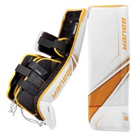 Picture of Bauer Supreme 2S Pro Goalie Leg Pads Senior