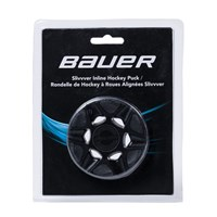 Изображение Bauer RH Slivvver Puck black - each