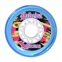 "Bild von Labeda Inline Wheel ""Gripper Extreme"" soft - 4er Pack"