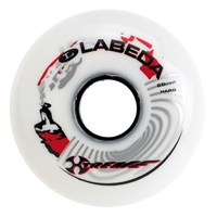 "Bild von Labeda Inline Wheel ""Gripper Extreme"" hard - 8er Set"