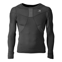 Picture of Warrior Compression Long Sleeve Tee Senior