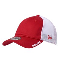 Picture of Bauer New Era 9Twenty Cap Meshback Adj. - red