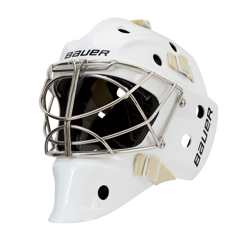 Picture of Bauer NME-IX- non Cert. Cat Eye Goalie Mask Senior