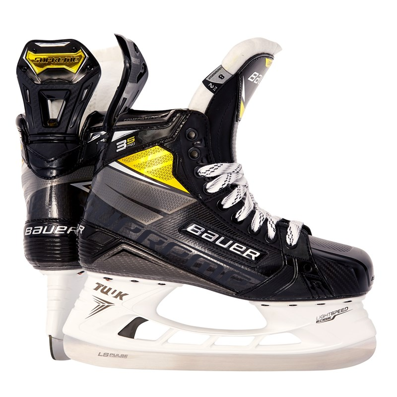 Picture of Bauer Supreme 3S Pro Ice Hockey Skates Junior