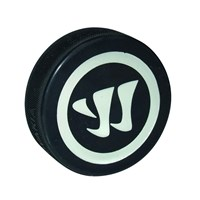Bild von Warrior Hockey Logo Puck