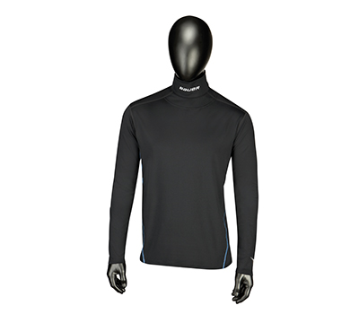 Picture of Bauer NG Core Neck Long Sleeve Top Senior