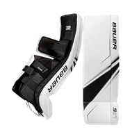Picture of Bauer Supreme S27 Goalie Leg Pads MTO Junior