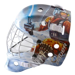 Изображение Маска вратаря Bauer NME Street Goal Mask - Luke - Youth