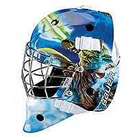 Picture of Bauer NME 3 SW Yoda Goalie Mask Youth