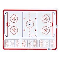 Picture of Blue Sports Tacticsboard medium 81 x 61 cm - 4mm stark