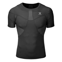 Picture of Warrior Compression Short Sleeve Tee Senior