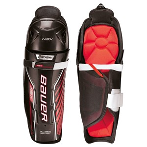 Picture of Bauer NSX Shin Guards Junior